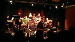 Impression vom Konzert im Dez. 2015, Sternenkeller Rüti